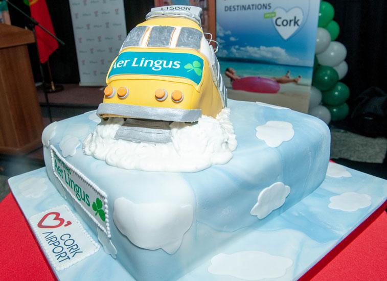 Aer Lingus Cork Lisbon