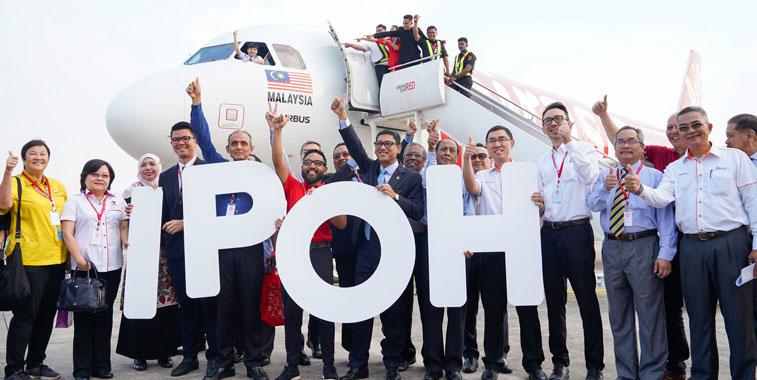 AirAsia Ipoh