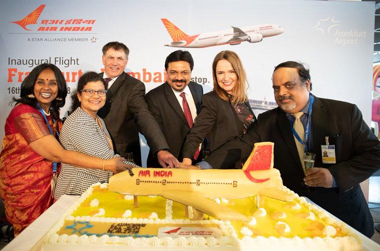 Air India Mumbai Frankfurt