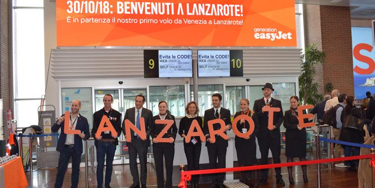 easyJet Lanzarote