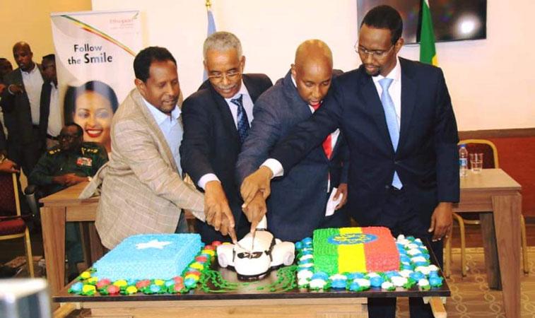 Ethiopian Airlines Somalia