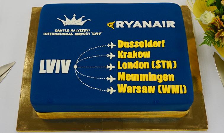 Ryanair Lviv
