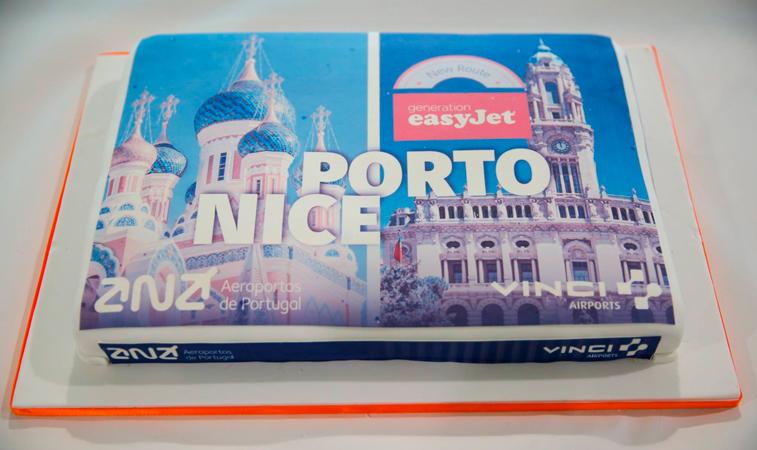 easyJet Porto Nice