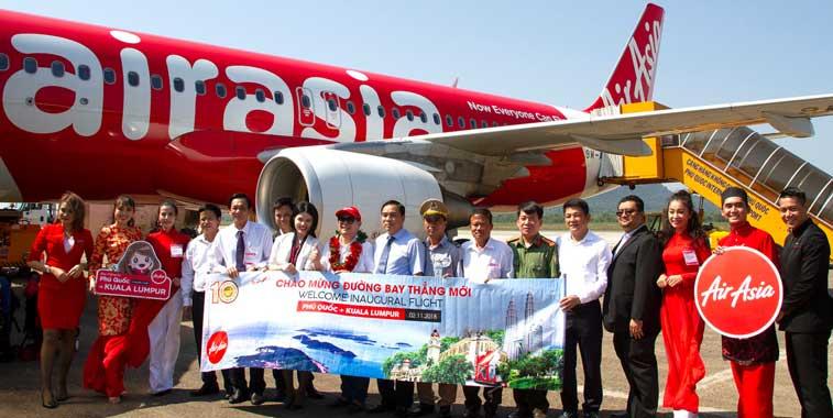 AirAsia, Phu Quoc