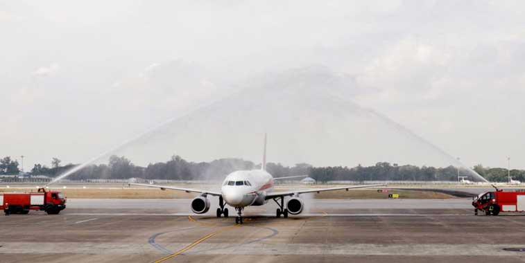 Sichaun Airlines, Yangon FTWA