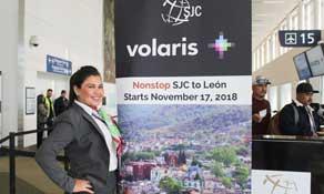 Volaris adds 'magnificent seven' new routes