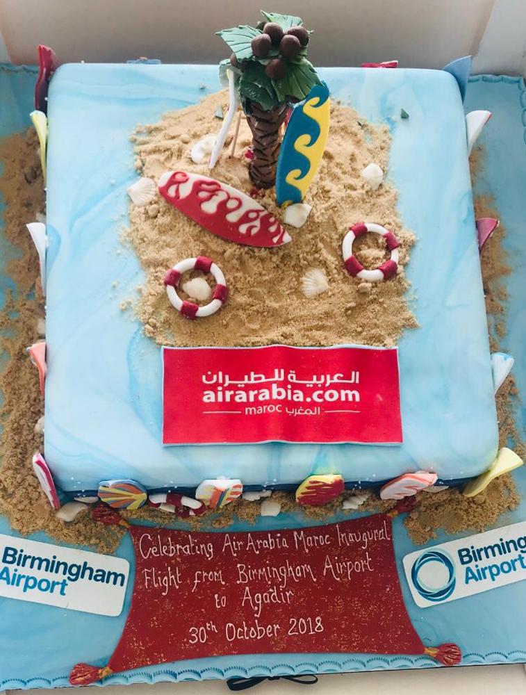 Air Arabia Maroc Birmingham