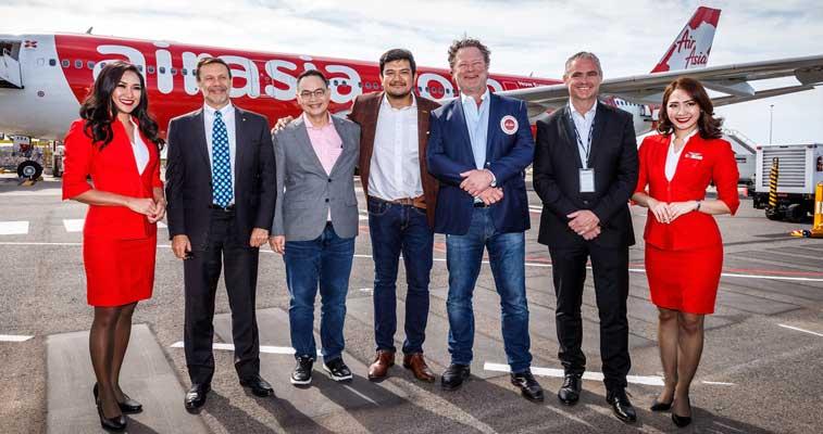AirAsia X, Melbourne Avalon