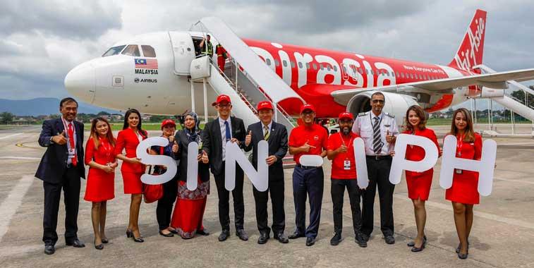 AirAsia,Singapore