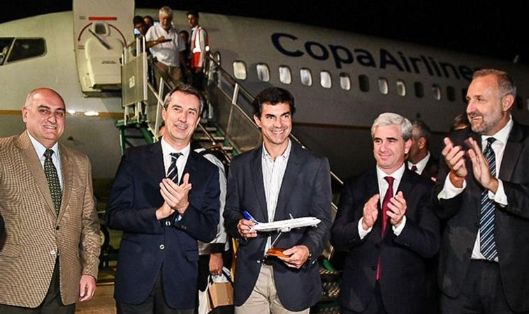 Copa Airlines Salta