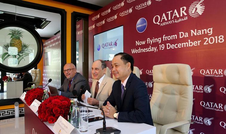 Qatar Airways Da Nang