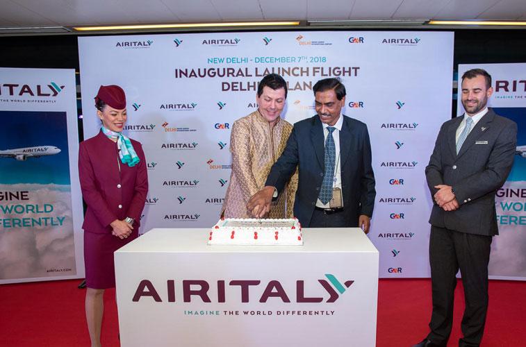 Air Italy Delhi