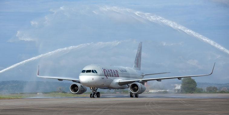 Qatar Airways Mombasa