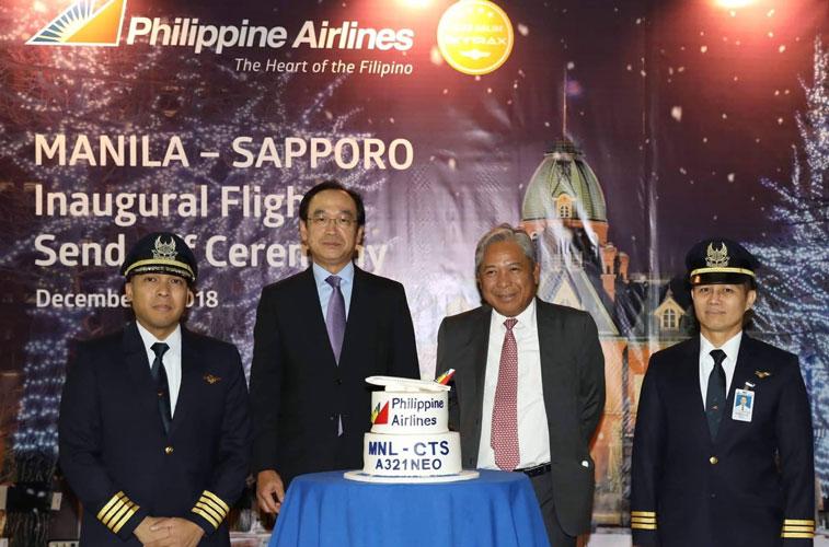 Philippine Airlines Manila Sapporo