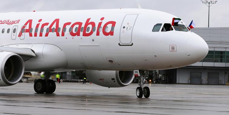 Air Arabia Prague