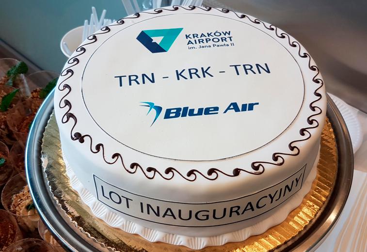 Blue Air Krakow