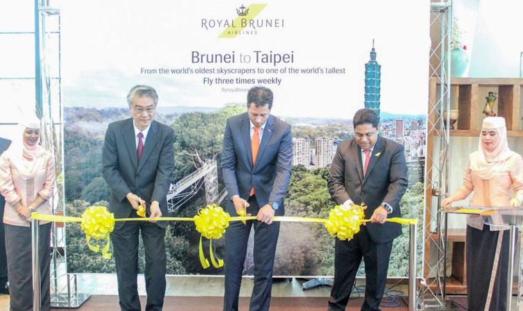 Royal Brunei Airlines Taipei