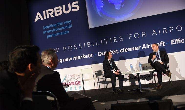 Istanbul Airport Airbus