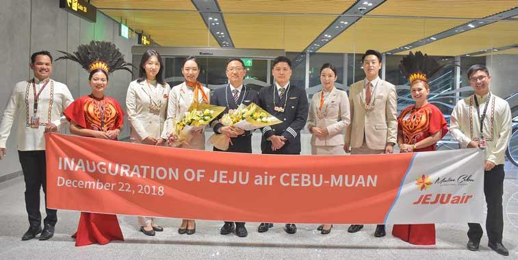 Jeju Air, Philippines