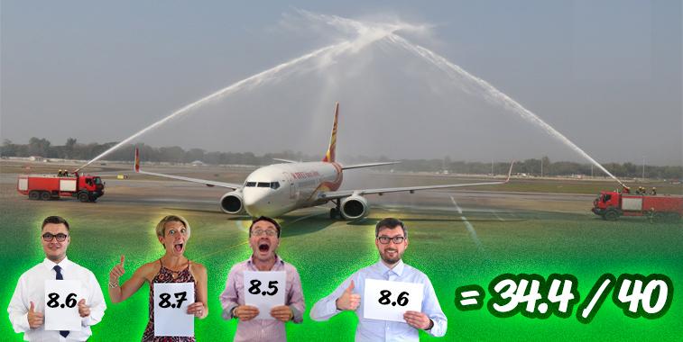 Hainan Airlines Yangon