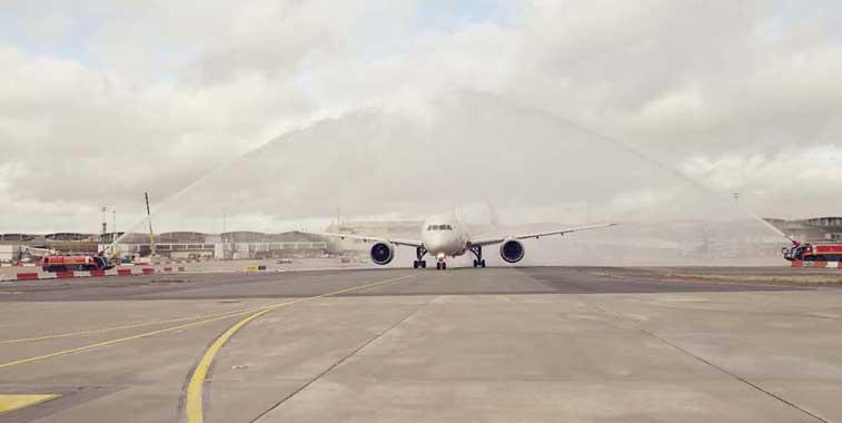 Hainan Airlines, Paris CDG