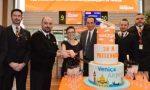 Venice Marco Polo and easyJet celebrate 20 million passenger milestone