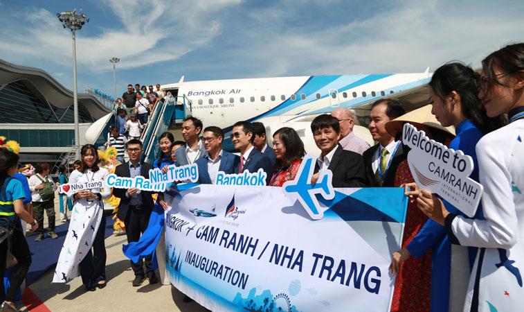 Bangkok Airways Nha Trang