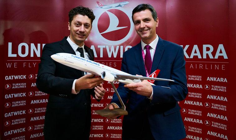 Turkish Airlines Ankara