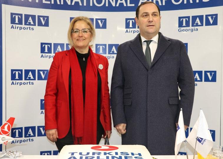 Turkish Airlines Ankara Tbilisi