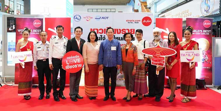 Thai AirAsia, Chiang Rai