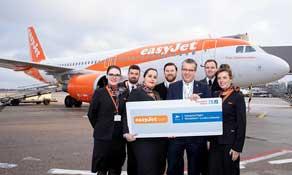 easyJet reinstates London Gatwick to Düsseldorf route