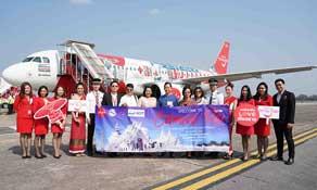 Thai AirAsia opens Chiang Rai base