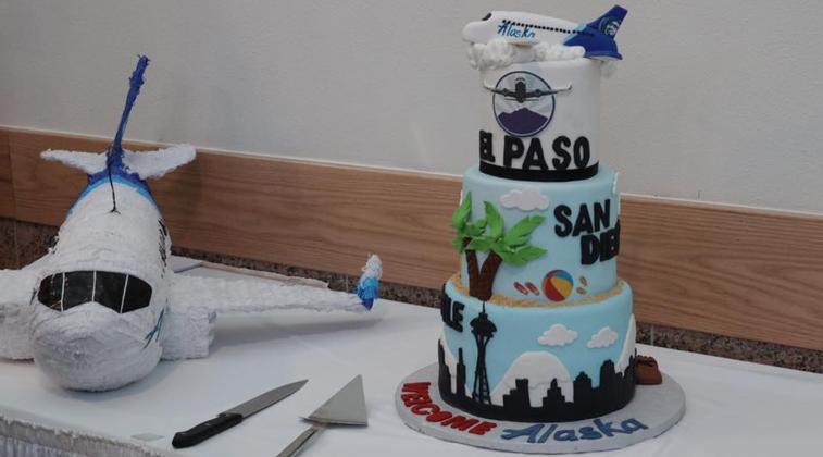 Alaska Airlines El Paso
