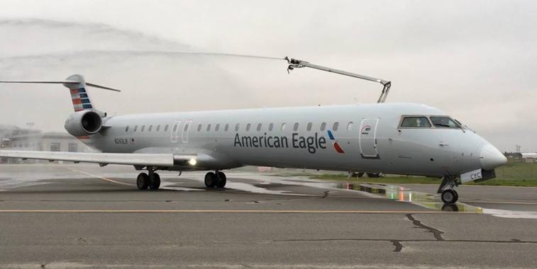 American Airlines Bakersfield