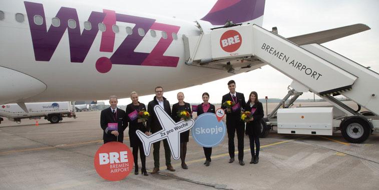 Wizz Air Bremen