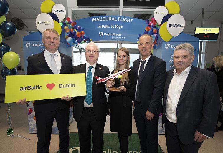 airBaltic Dublin