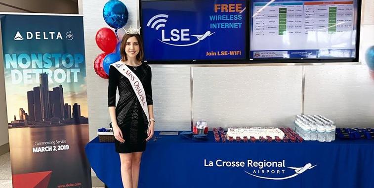 La Crosse Airport Delta