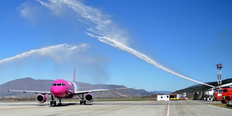 Wizz Air Ohrid