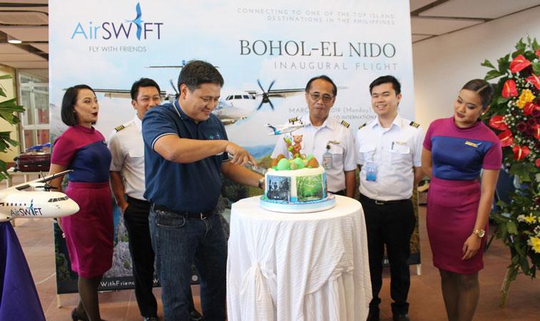 AirSWIFT Bohol