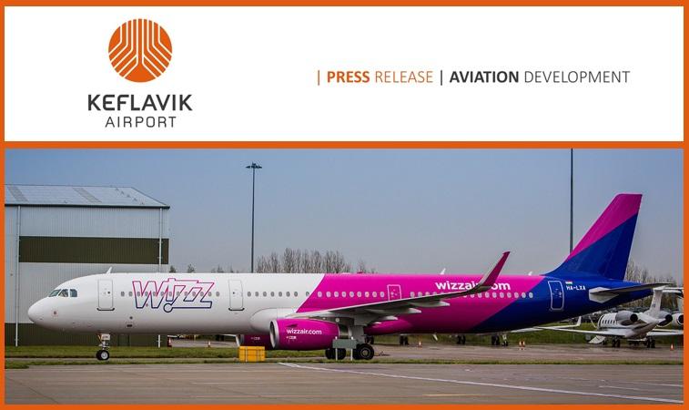 Wizz Air Reykjavik