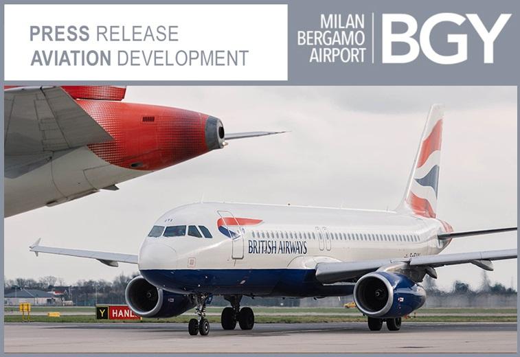 British Airways Milan Bergamo