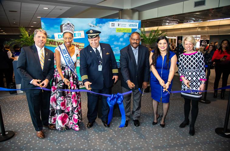 Denver Airport Cayman Airways