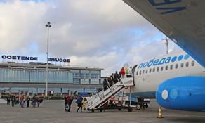 Pobeda opens Ostend service