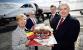Loganair lands in Newcastle launching Norwegian and Belgian links