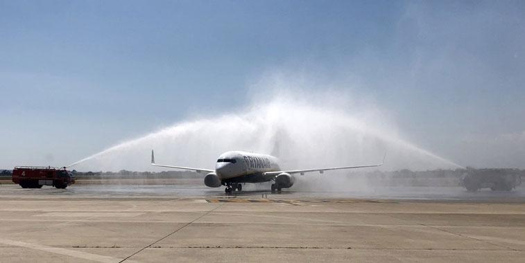 Ryanair Alicante