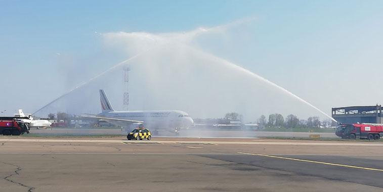 Air France Belgrade