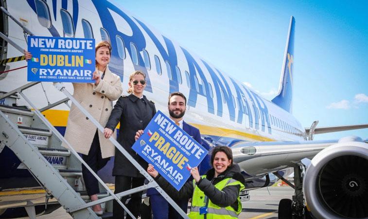 Ryanair Bournemouth