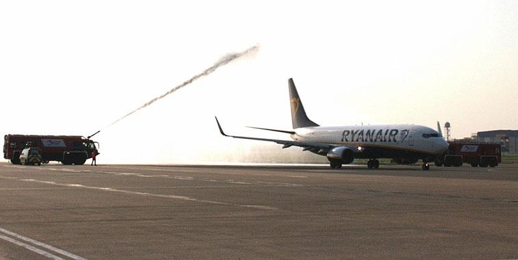 Ryanair Brussels
