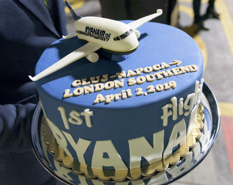 Ryanair Cluj-Napoca