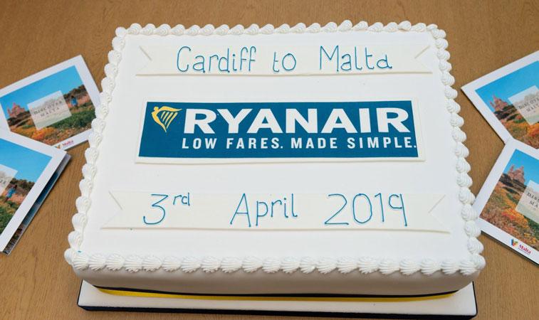 Ryanair Cardiff